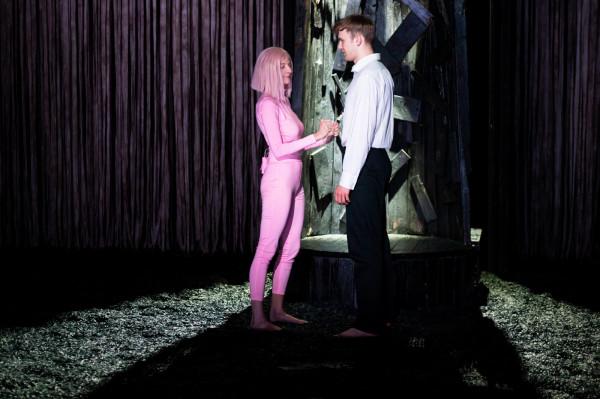 Próba medialna spektaklu Faust w Teatrze Wybrzeże
