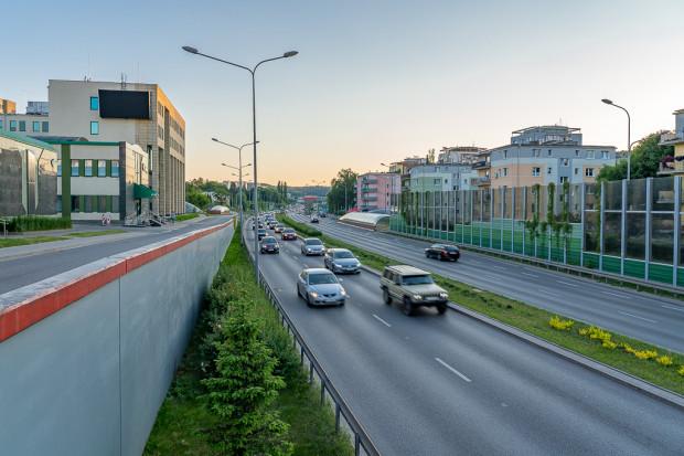 Trasa Słowackiego we Wrzeszczu to jedna z ulic, gdzie przewiduje się wydzielenie buspasów.