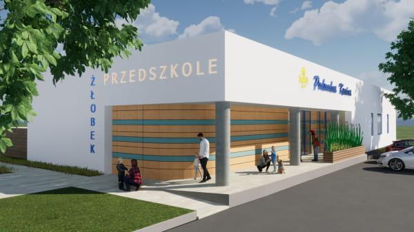 Na gdańskim Chełmie trwa nabór do niepublicznego przedszkola i żłobka Podwodna Kraina.