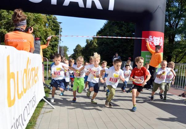 Biegowe GP Dzielnic Gdańska organizowane jest przede wszystkim z myślą o całych rodzinach. Dlatego po czerwcowych zawodach kolejne odbędą się dopiero we wrześniu, po wakacjach.