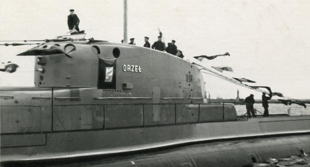 Okręt podwodny ORP Orzeł zaginął w niewyjaśnionych dotąd okolicznościach. Zdjęcie ze zbiorów Muzeum Marynarki Wojennej w Gdyni.