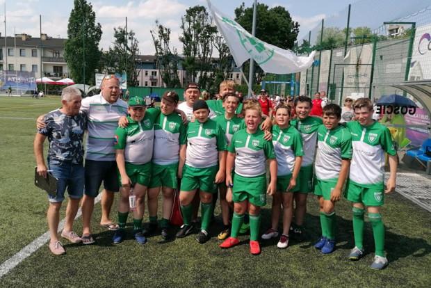 Rugbiści Lechii Gdańsk zdobyli mistrzostwo Polski dzieci i młodzieży. Na sukces zapracowały trzy zespoły: miniżaków, żaków i młodzików.