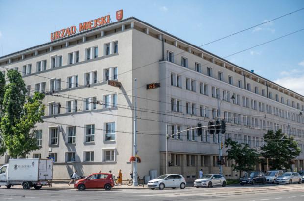 Urząd Miejski w Gdańsku.