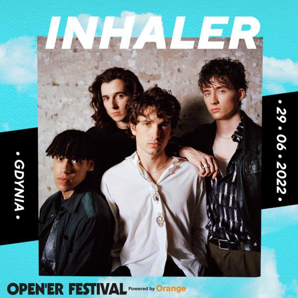 Inhaler, irlandzki zespół rockowy