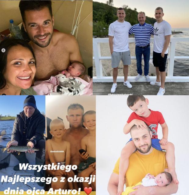 Trójmiejscy sportowcy na Dzień Ojca.