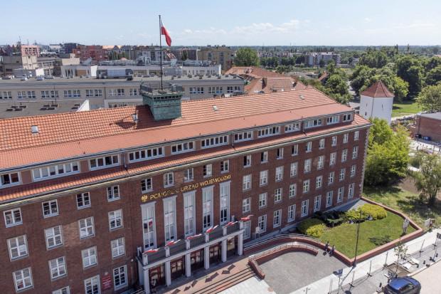 Pomorski Urząd Wojewódzki nadal pracuje w trybie hybrydowym.