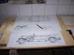 Na rysunkach brakuje wielu detali, które konstruktor musi sam wymyślić.