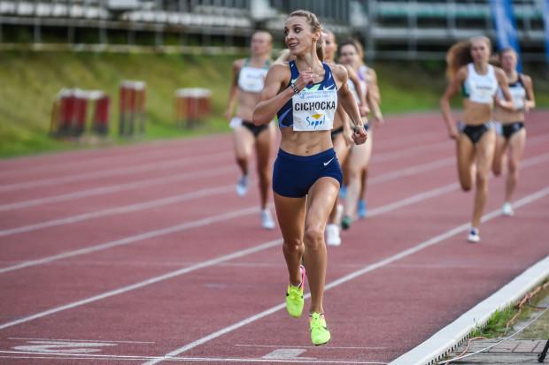 Angelika Cichocka obiecywała bić się o igrzyska olimpijskie do ostatniej kropli krwi, ale minimum nie udało jej się uzyskać.