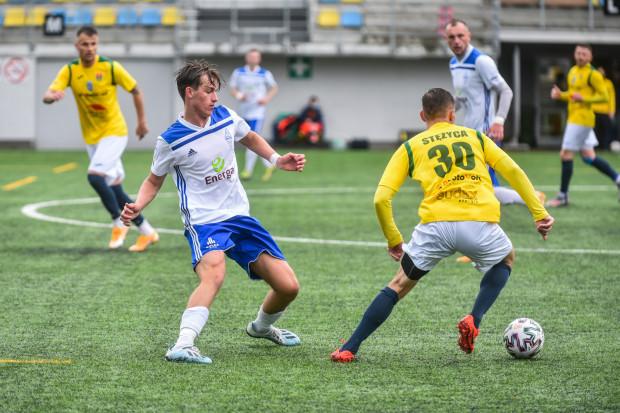 Radunia Stężyca - Bałtyk Gdynia 4:0 w ostatnim meczu grupy drugiej III ligi.