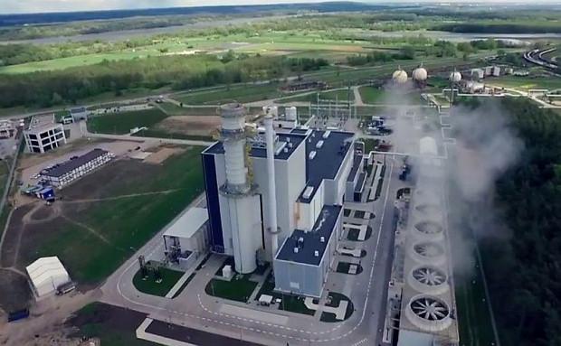 W Gdańsku powstanie nowa elektrownia gazowo-parowa. Na zdjęciu blok CCGT o dużej mocy (463 MWe) we Włocławku. Blok gazowo-parowy we Włocławku to jeden z dwóch obok Płocka.