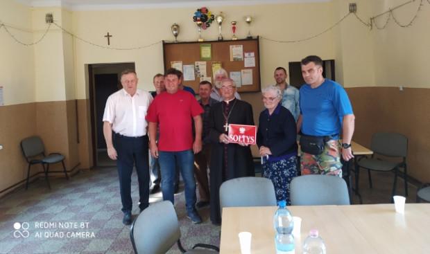 Arcybiskup Głódź został ostatnio sołtysem na Podlasiu. Głosowało na niego 9 mieszkańców wsi.