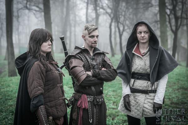 Na zamkach w Mosznej i w Grodźcu odbywa się The Witcher School, czyli szkoła wiedźminów.