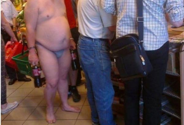 Internet obiegło ostatnio również takie zdjęcie z Żabki w Jelitkowie.