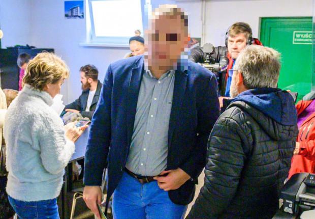 Sprawa dotycząca samookaleczenia Grzegorza H. trafiła do Słupska.
