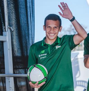 Egy Maulana Vikri występuje w reprezentacji Indonezji, ale na nowy kontrakt w Lechii Gdańsk to za mało.