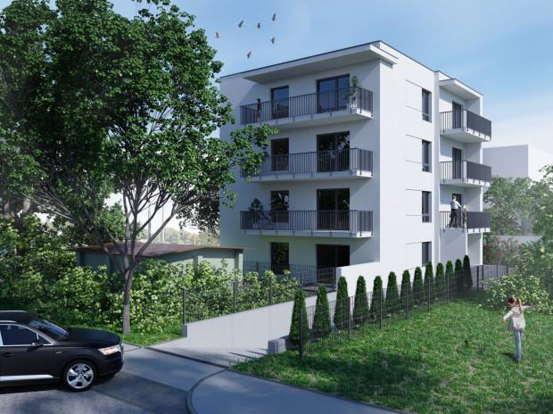 Planowana przy ul. Geskiego w Gdyni inwestycja firmy Invest Sarko to propozycja przede wszystkim dla młodych rozpoczynających samodzielne życie.