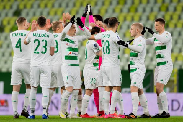 Lechia Gdańsk trzeci raz z rzędu wygrała piłkarski  ranking Trójmiasta.
