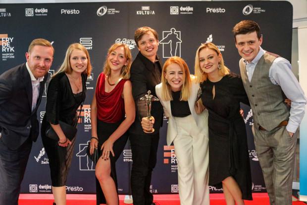 Art'n'Voices jest pierwszym kameralnym zespołem wokalnym z Pomorza, którego płytę nagrodzono statuetką Fryderyka.