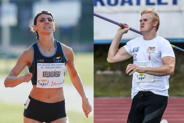 Dwoje trójmiejskich lekkoatletów: Anna Kiełbasińska i Cyprian Mrzygłód znalazło się w olimpijskiej reprezentacji Polski. Skład na Tokio 2020 musi jeszcze zyskać akceptację PKOl.