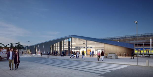 Funkcjonalny, o nowoczesnym i nieco industrialnym wyglądzie, z zielonym dachem, komfortowy, dostępny i proekologiczny. Taki ma być dworzec Gdańsk-Wrzeszcz po zakończeniu inwestycji. PKP SA podpisały umowę na przebudowę dworca obsługującego prawie 9 mln podróżnych rocznie.