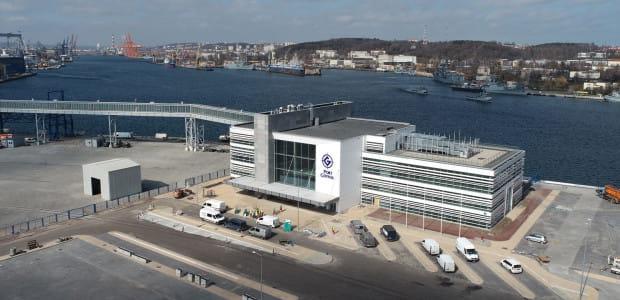 Otwarcie nowe terminalu promowego w Gdyni zapowiedziano na 23 września.