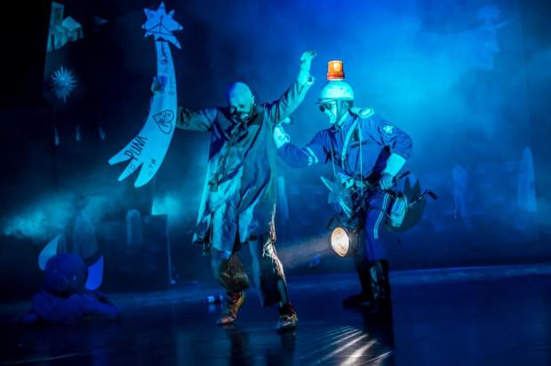 """""""Once"""" to spektakl, który pokazuje geniusz sztuki pantomimicznej i umiejętność jej łączenia z pokrewnymi gatunkami o różnych tradycjach teatralnych."""