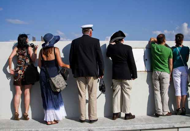 Uczestnicy spacerów odwiedzą zakamarki, które na co dzień łatwo przegapić.