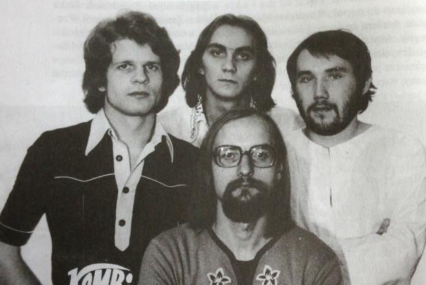 Kombi w latach 70