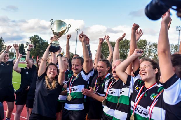 Biało-Zielone Ladies Gdańsk po raz 11. z rzędu zostały mistrzyniami Polski.