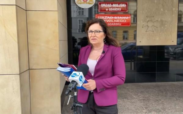 W poniedziałek posłanka Beata Maciejewska złożyła petycję do prezydent Gdańska z żądaniem zwrotu bonifikaty.