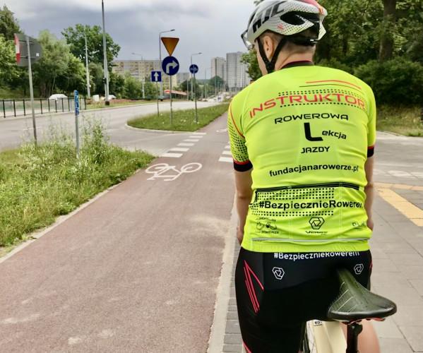 Zajęcia prowadzone przez PORD w Gdańsku i Fundację Na Rowerze są bezpłatne.