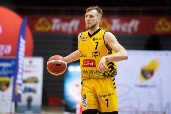 Trefl Sopot pożegnał Martynasa Paliukenasa. Jego miejsce zająć ma również koszykarz spoza granic Polski.