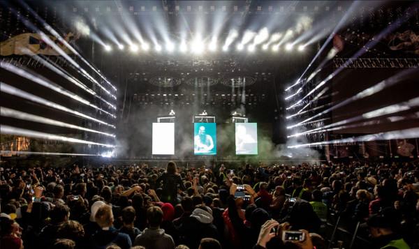 Koncerty Open'er Park będą odbywały się od 15 lipca do 22 sierpnia.