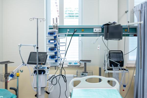 Szpitalny Oddział Ratunkowy został otwarty w nowym skrzydle gdyńskiej placówki medycznej.