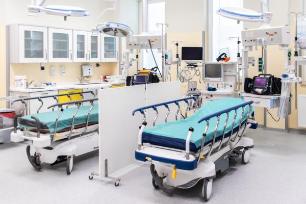 Nowy obiekt od dwóch tygodni przyjmuje pacjentów.