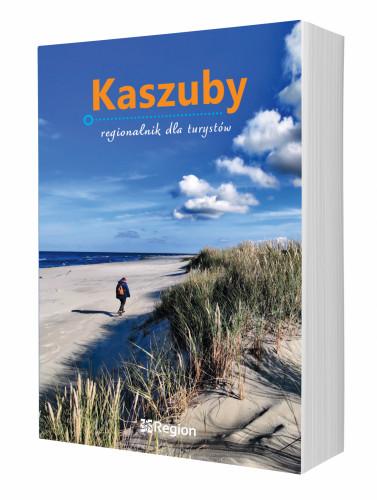 """""""Kaszuby. Regionalnik dla turystów"""" to liczący prawie 500 stron nowy przewodnik po Kaszubach Jarosława Ellwarta."""