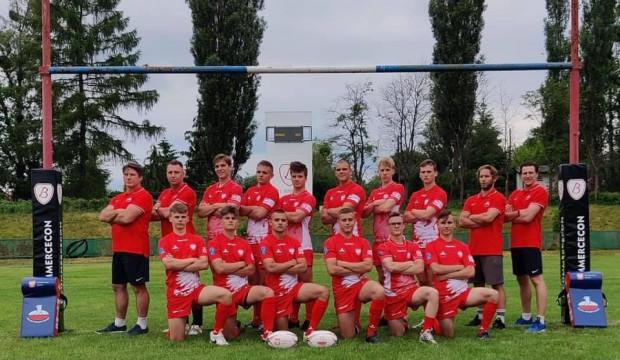 Reprezentacja Polski U-18 w rugby 7.