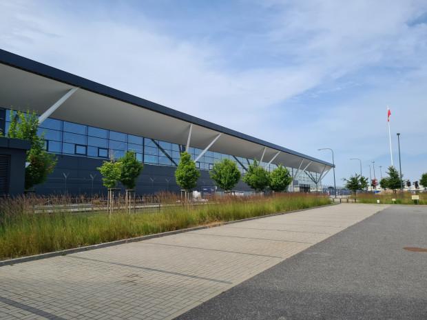 Jeszcze w tym roku (jesienią) w nowej części terminalu pojawią się pierwsi pasażerowie.