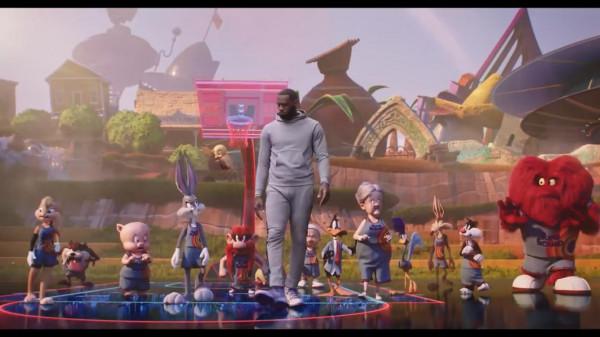 LeBron James tym razem musi skompletować swoją ekipę, by stawić czoła drużynie Goon Squad. Stawką jest nie tylko przyszłość Animków, ale też losy ludzkości i odzyskanie syna przez głównego bohatera.