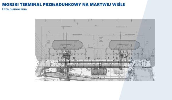 Lotos przygotowuje się do budowy morskiego terminalu przeładunkowego na Martwej Wiśle na nabrzeżu usytuowanym w bezpośrednim sąsiedztwie rafinerii.