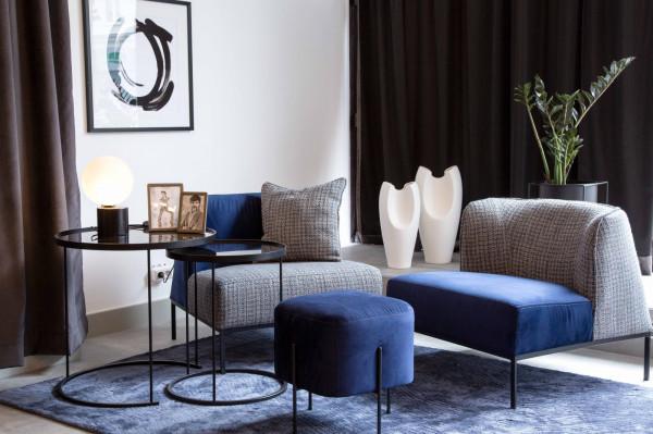 Luksus powinien charakteryzować się połączeniem tradycyjnych form z niepowtarzalnym współczesnym designem.