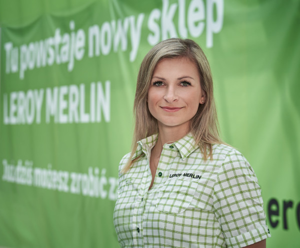 Emilia Filipiak - Kierownik ds. Zasobów Ludzkich.