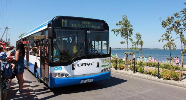 Po wypoczynek poza Trójmiastem warto wybrać się do Rewy, gdzie dojedziemy m.in. autobusem linii M.