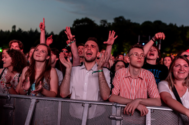 Uczestnicy festiwalu