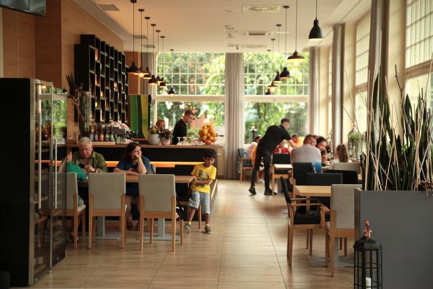 Restauracja Nowosopocka - wnętrze