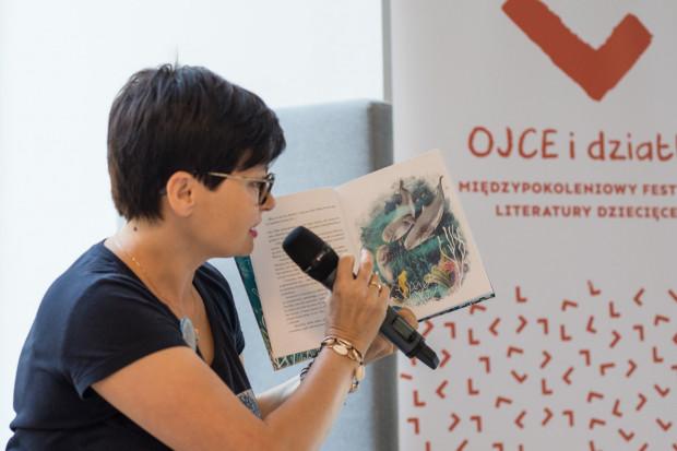 Z dziećmi i ich opiekunami spotkają się znane autorki i ilustratorki książek dla dzieci i młodzieży.