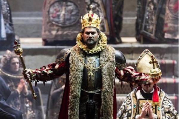 Ildar Abdrazakov to jeden z najbardziej rozchwytywanych basów na świecie. Na zdj. jako Filippo II w operze Don Carlo (Teatro Regio di Torino, 2013 r.).
