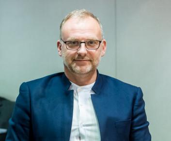 Wiceprezydent Michał Guć.