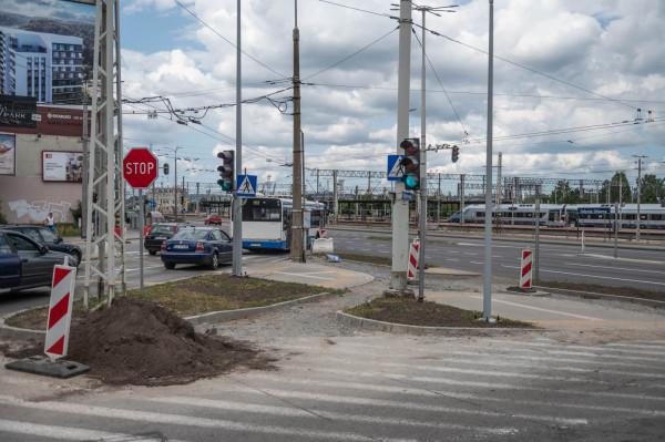 Rozwiązaniem dla pieszych zmierzających w okolicy na dworzec ma być tworzone przejście przez Morską.