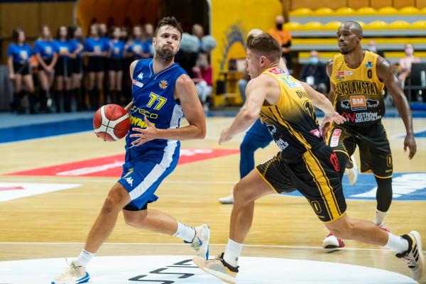 Asseco Arka Gdynia w nowym sezonie będzie grała bez Igora Wadowskiego (z piłką). Koszykarz przeniósł się do Agred BM Slam Stal Ostrów Wielkopolski.